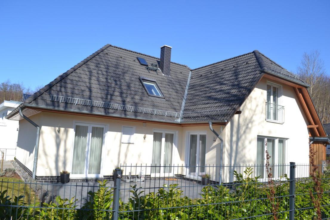 Meerwert Immobilien Rügen - Luxus Einfamilienhaus Mit Zusätzliche