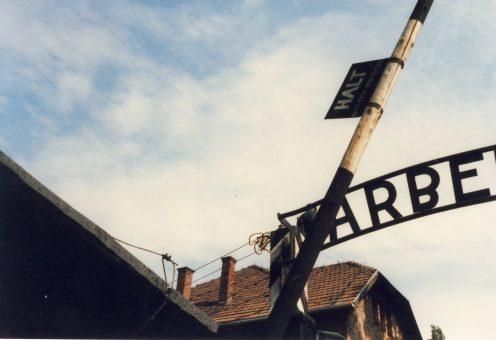 Polen 1986 Auschwitz