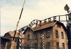 Polen 1986 Auschwitz0001