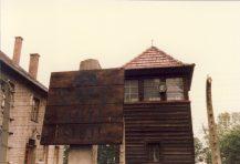 Polen 1986 Auschwitz0007