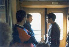 Polen 1986 Boerderij bezoeken