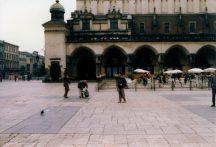 Polen 1986 Krakau