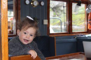 De kleine meid