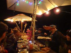 21 Ik was uitgenodigd voor eten met vrienden van Sella