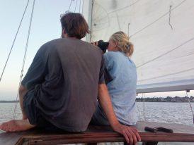 Vera en David kijken met nieuwe ogen naar de wereld