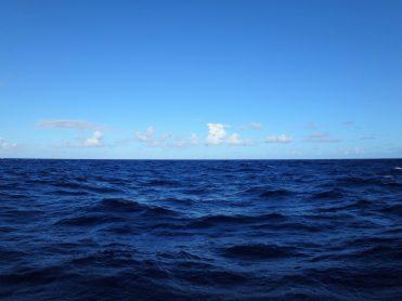 49 Lege oceaan