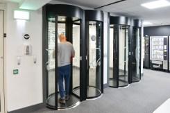 C4 Cylindrical Portal