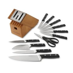 Self Sharpening Kitchen Knives Tiffany Blue Accessories Replace Your Dull With Calphalon