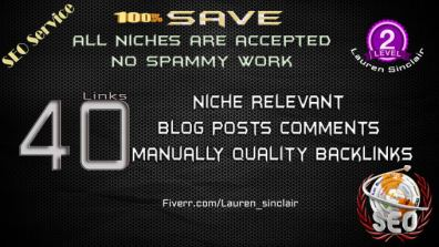 Blog posts for Domain Authority