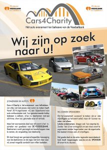 sponsor flyer cars4charity