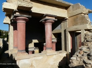 Der minoische Palast von Knossos