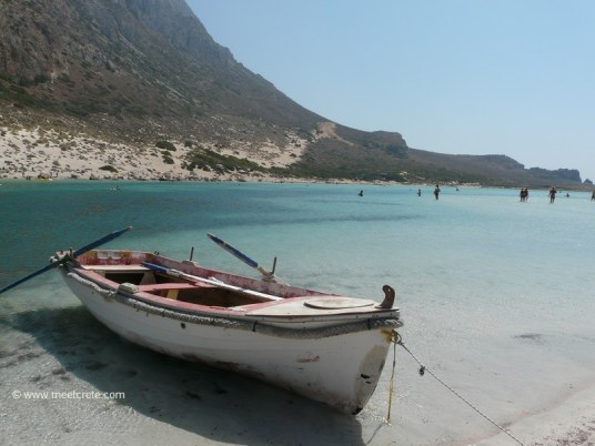 Boat Trip to Gramvousa and Balos