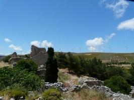 Abandoned Voila village Crete