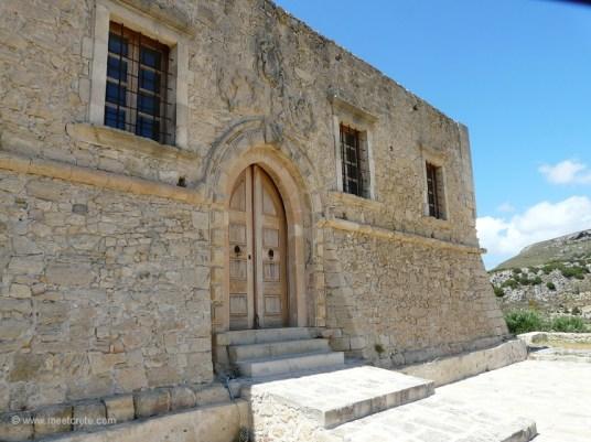 Villa De Mezzo in Etia village Crete