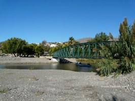 Bridge over the river Platis in Agia Galini