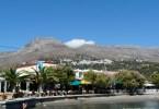 Plakias village South Crete