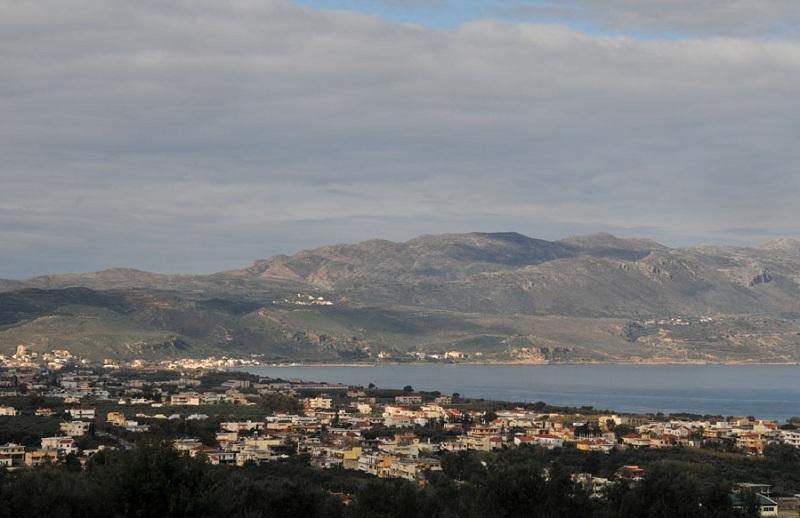 Maleme village Crete