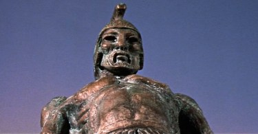 Talos, the bronze protector of Crete