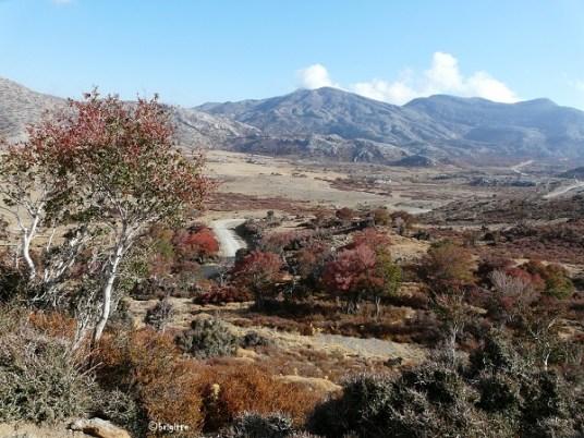 Ideon Antron cave landscape of Nida plateau