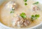 Recipe: Giouvarlakia Avgolemono Soup