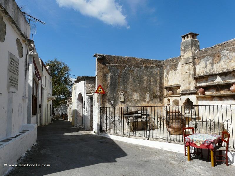 Gavalochori - a traditional village invites you to linger