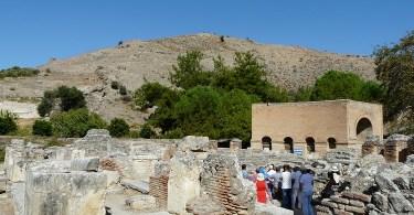 Ancient Gortyn – Gortyn Law Codes – Apostle Saint Titus