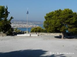 Venzilos Graves Chania - the lost Eleftheria statue
