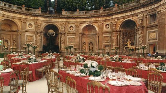 Sale Meeting di VILLA ALDOBRANDINI  Roma