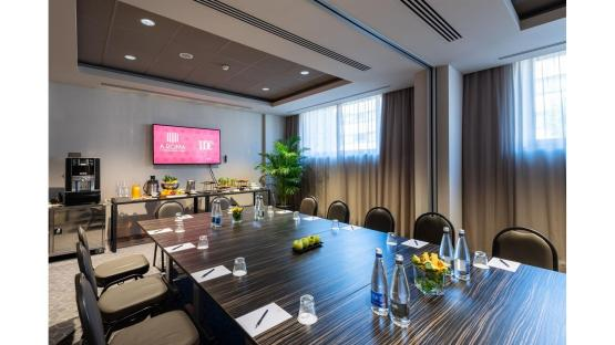 Sale Meeting di A ROMA LIFESTYLE HOTEL ROME  Roma