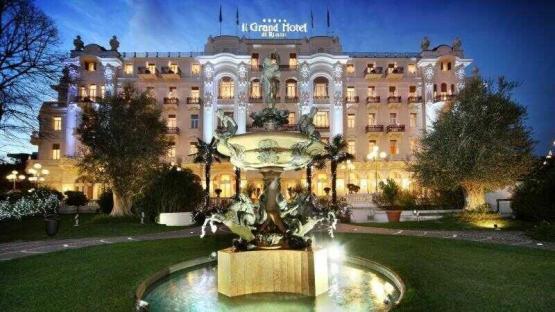 Sale Meeting di GRAND HOTEL RIMINI E RESIDENZA PARCO