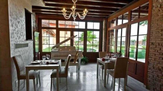 Sale Meeting di ANTICO BORGO TORRICELLA HOTEL  WELLNESS  San Vito al Tagliamento