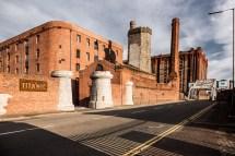 Meeting Rooms Rum Warehouse- Titanic Hotel Liverpool