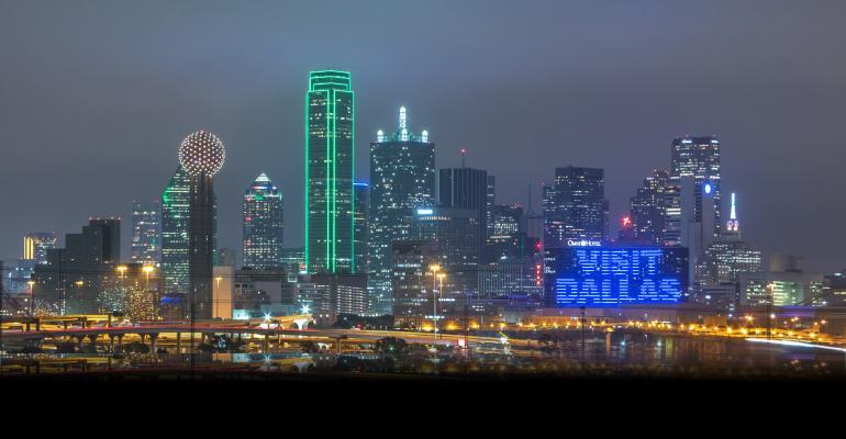 Omni Dallas Hotel Allow Meeting Groups to Display Logos on