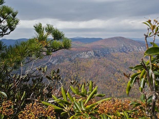 Photo of the Linville Gorge, North Carolina