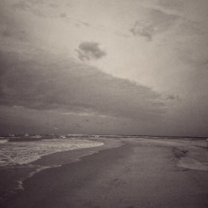 Photo of an Empty Beach