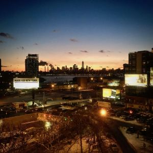 View of Manhattan from Long Island City, Queens