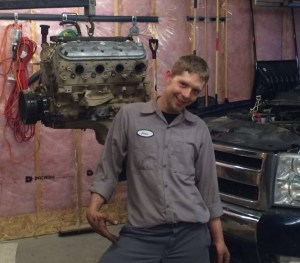 johnny friesen the mechanic