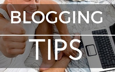 Blogging Tips To Help You Succeed