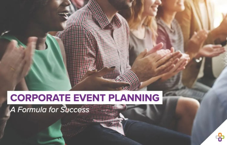 Successful corporate event planning
