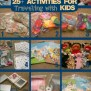 25 Activities For Traveling With Kids Meet Penny