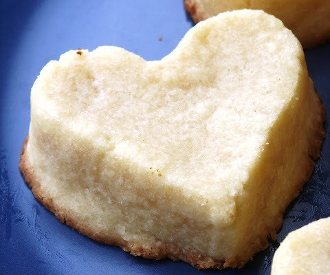 The Betty Crocker Project : Shortbread Cookies