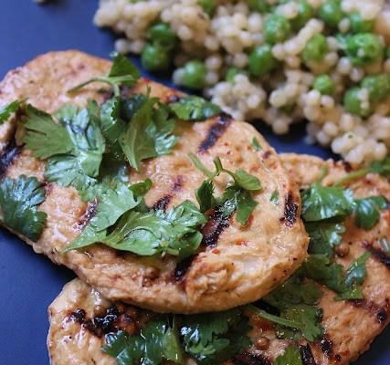The Betty Crocker Project: Vegan Chili-Lime Chicken