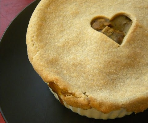 The Betty Crocker Project : The Vegan Chicken Pot Pies