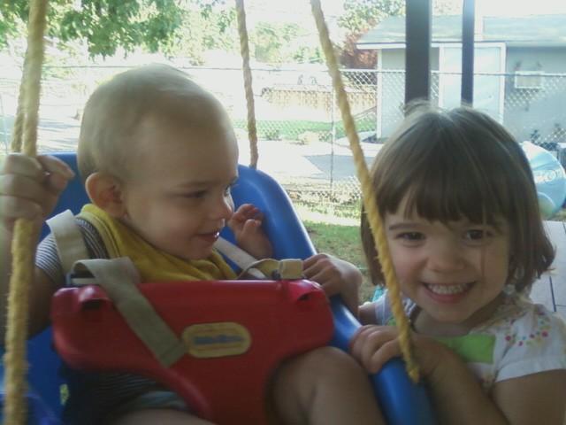 Siblings Sharing a Room!