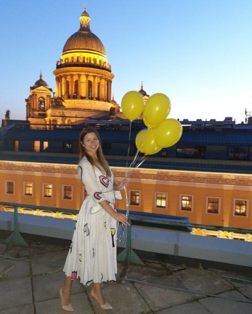 Julia novias rusas la ley y el orden