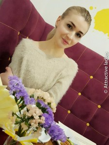 Russian girl for serious relationship