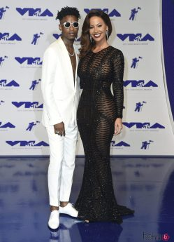 21 Savage & Amber Rose