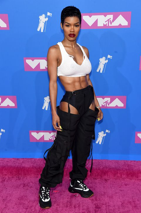 teyana-taylor-attends-the-2018-mtv-video-music-awards-at-news-photo-1020274596-1534814415