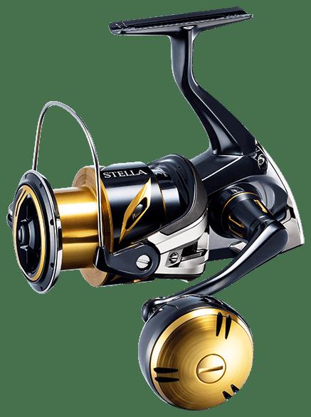 Shimano Stella Sw-C 4000Xg - New 2020 - Mefisto Fishing