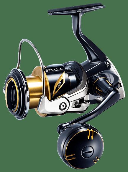 Shimano Stella Sw-C 5000Hg - New 2020 - Mefisto Fishing